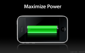 Como calibrar batería iphone