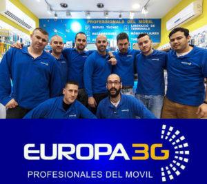 Equipo Humano Europa 3G Madrid
