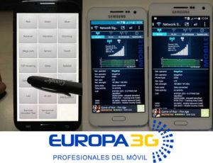 Protocolo de calidad Europa 3G
