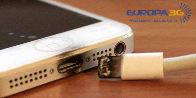 Reparar Conector Carga iPhone Madrid