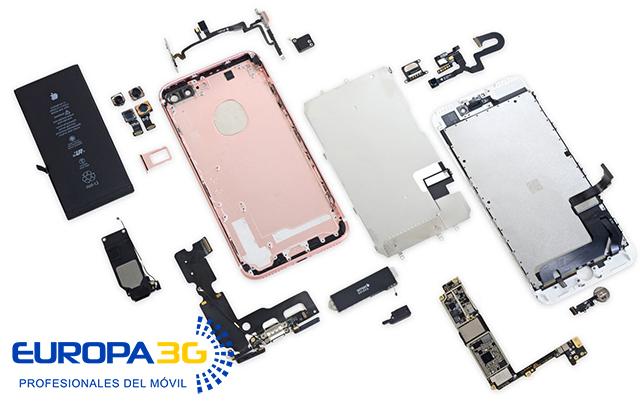 reparar iphone 7 Madrid