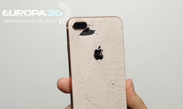 Reparar iPhone 8 Madrid