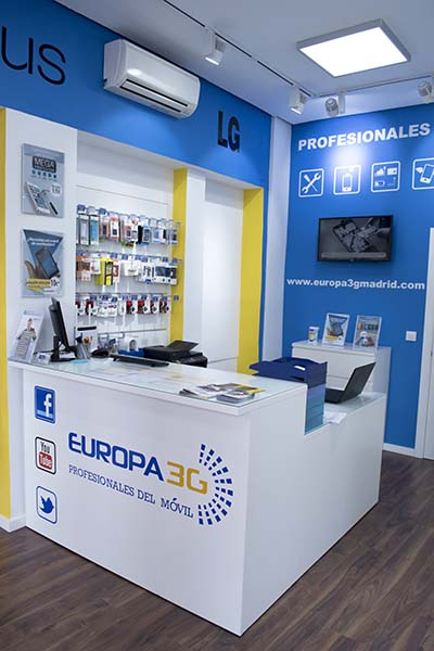 tienda Madrid