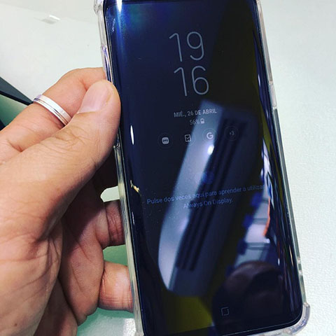 Reparar Samsung Galaxy S8 Madrid
