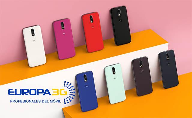 Reparar Motorola G4