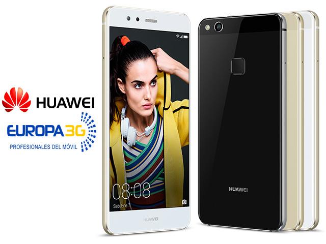 Cambiar Tapa Trasera Huawei P10 Lite