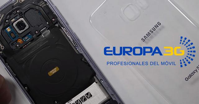 Reparar Tapa Trasera Samsung S8