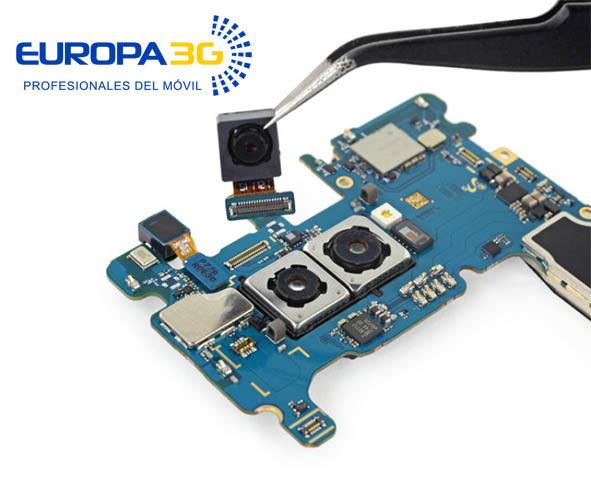 Reparar Cristal Camara Samsung Note 8