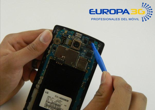Reparar Moviles LG Madrid