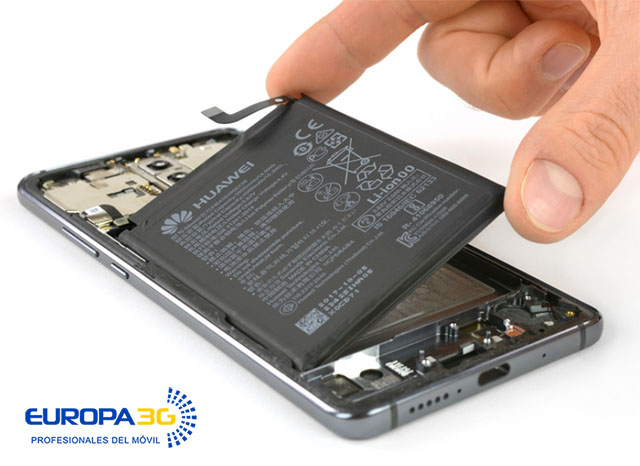 Cambiar Bateria Huawei