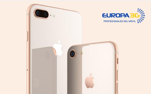 Reparar Cristal Camara iPhone 8