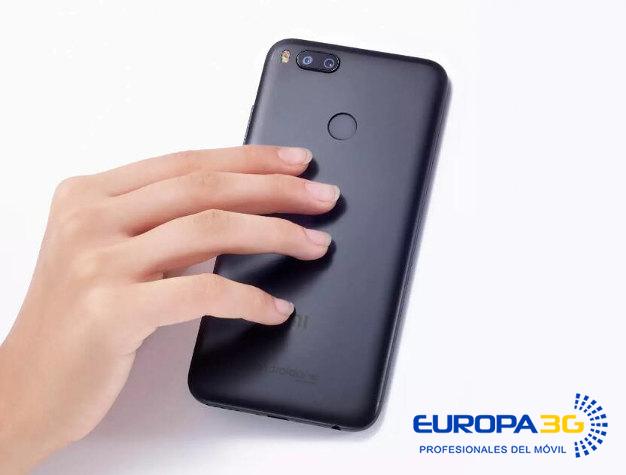 Cambiar Cristal Camara Xiaomi Mi A1
