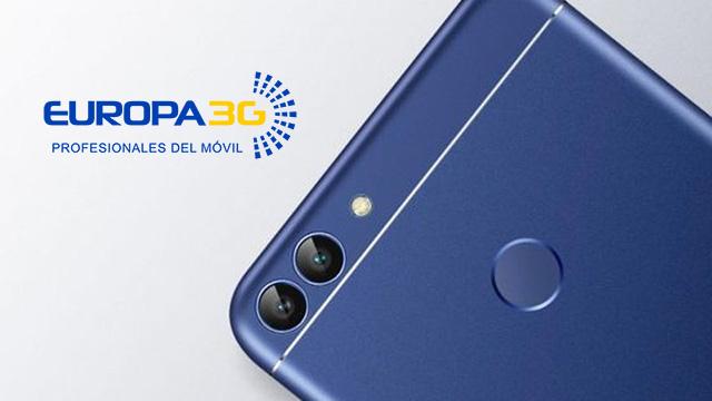 Cambiar Cristal Camara Huawei P Smart