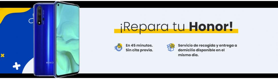 Reparar Honor en Madrid   Servicio técnico oficial