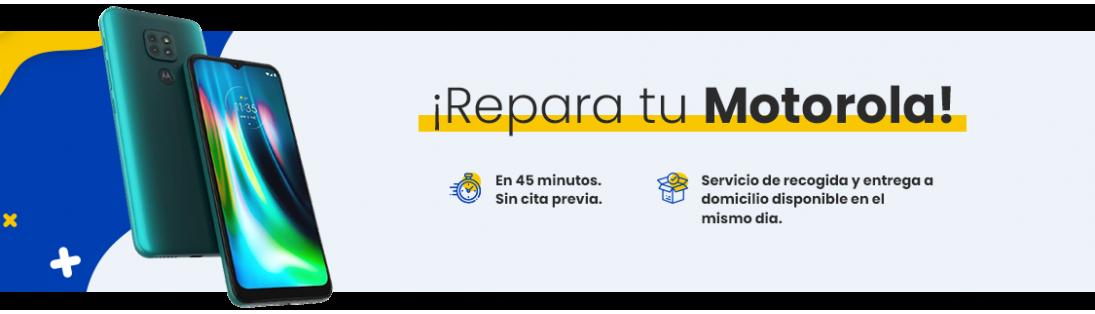 Reparación móviles Motorola en Madrid | Servicio técnico
