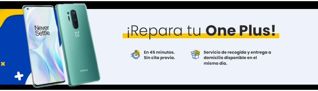 Reparar OnePlus en Madrid   Servicio técnico oficial