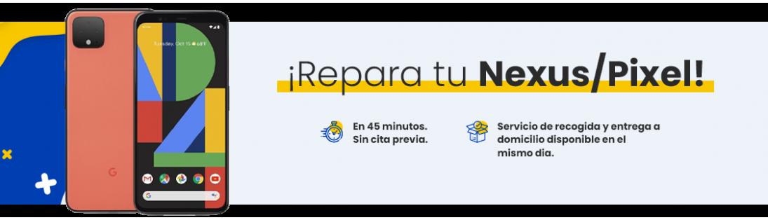 Reparación Google Pixel Madrid - Servicio Técnico