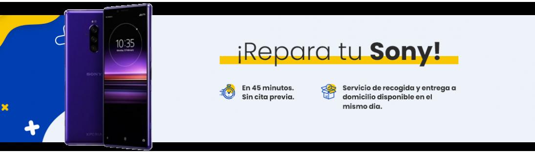 Reparar móvil Sony Xperia Madrid - Express