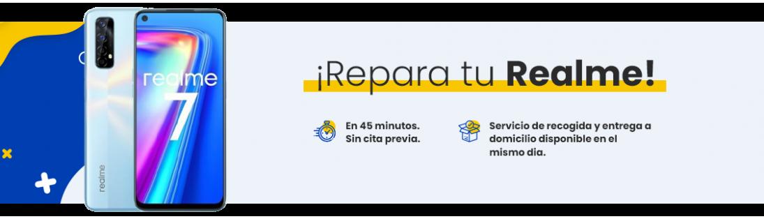 Reparar Realme en Madrid   Servicio técnico oficial