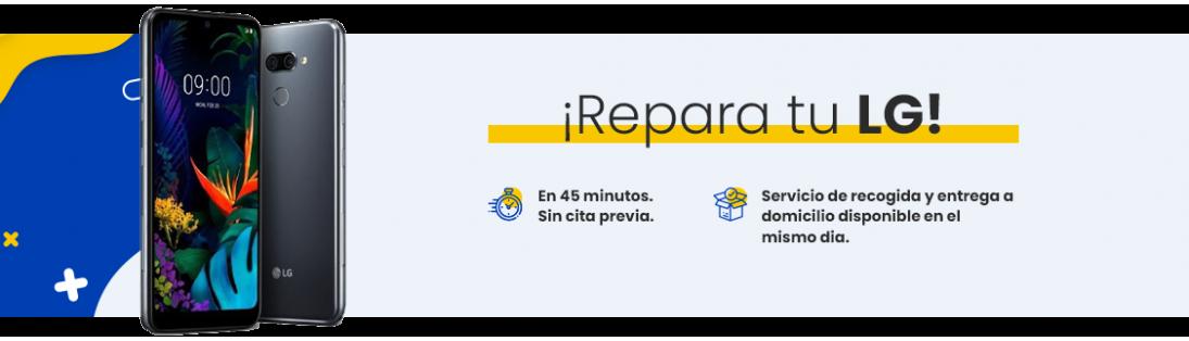 Reparación móvil LG Madrid | Servicio técnico