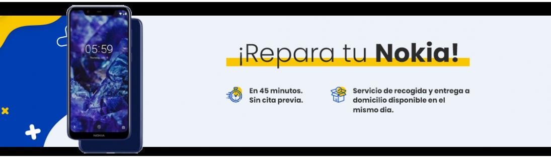 Reparar Nokia Lumia Madrid - Servicio Técnico