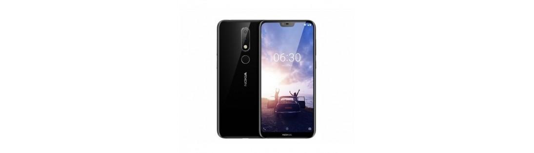 Reparar Nokia 6 1 en Madrid | Reparación de móviles