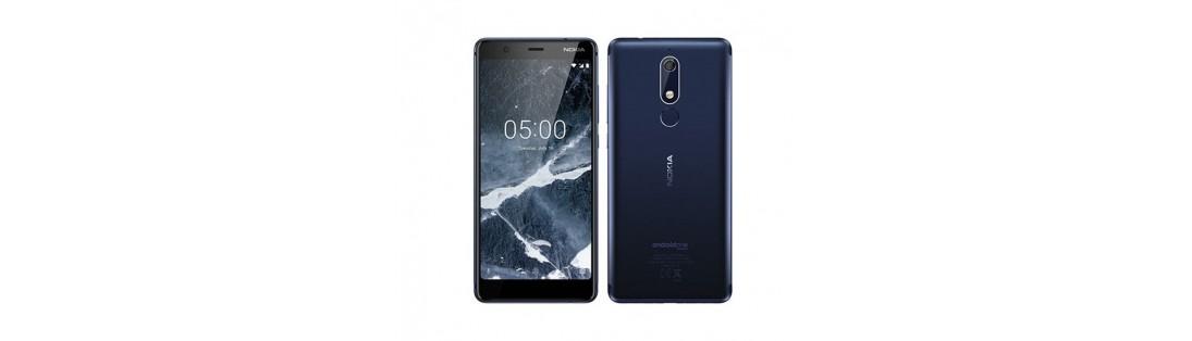 Reparar Nokia 5 1 en Madrid | Reparación de móviles