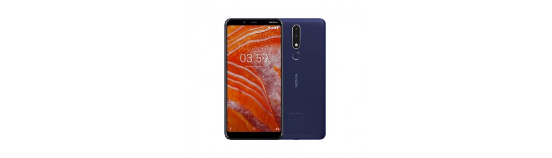 Reparar Nokia 3 1 Plus Madrid | Soporte técnico oficial