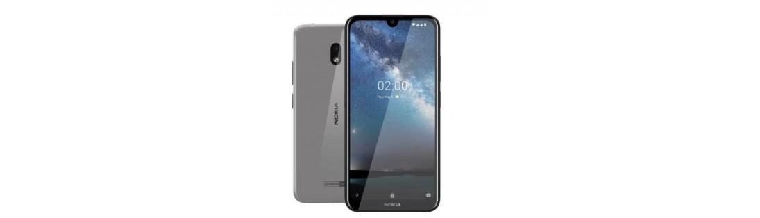 Reparar Nokia 2 2 en Madrid | Soporte técnico oficial