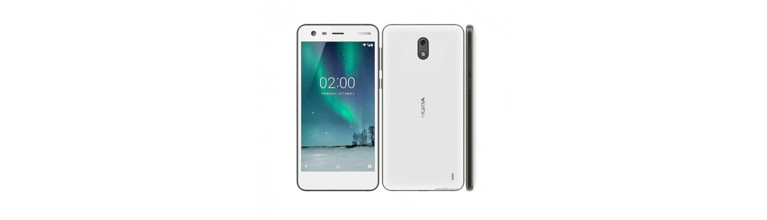Reparar Nokia 2 en Madrid | Soporte técnico oficial