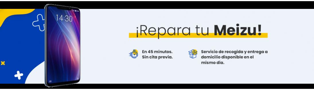 Reparar Meizu en Madrid   Servicio técnico oficial