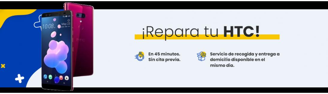 Reparar HTC en Madrid | Servicios técnicos oficiales