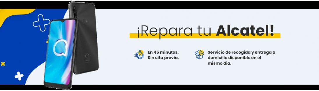 Reparar Alcatel en Madrid | Servicio técnico oficial