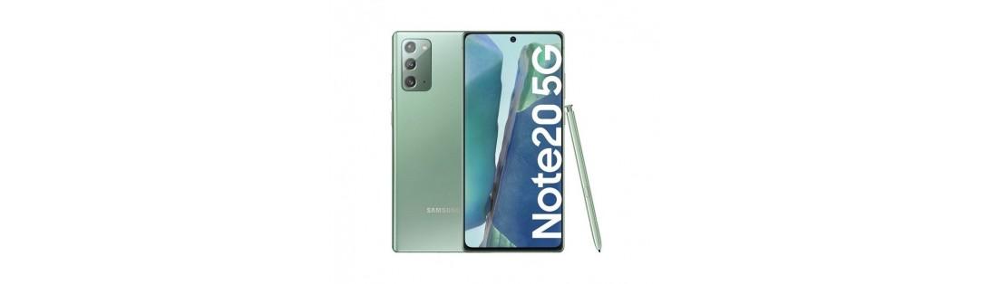Reparar Samsung Note 20 en Madrid   Servicio técnico