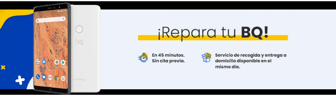 Reparación BQ en Madrid - Servicio técnico de móviles