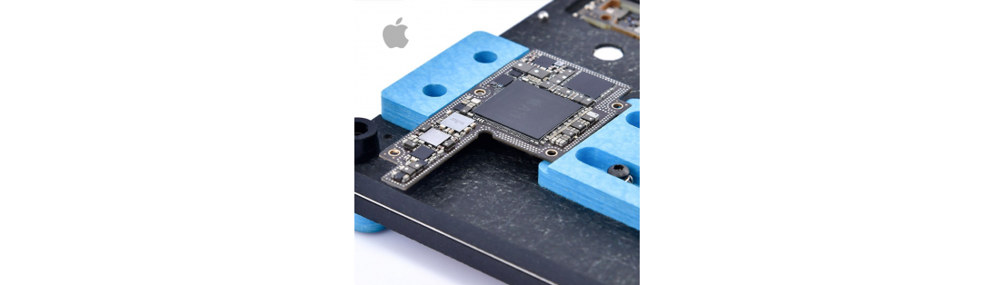 Reparar Placa Base iPhone en Madrid
