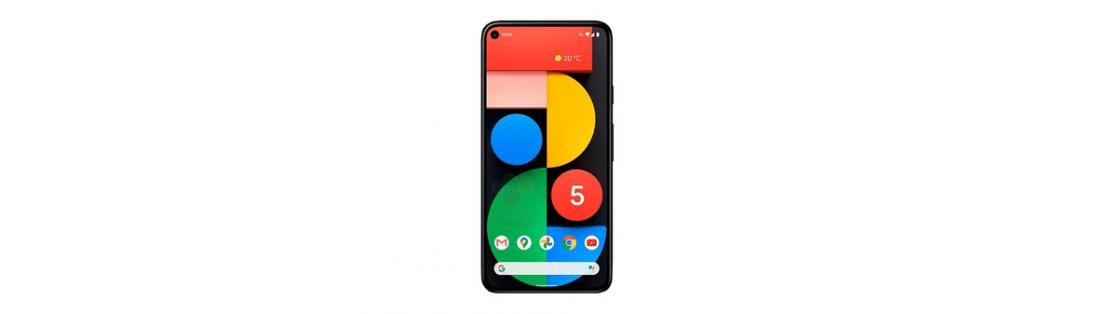 Reparar Google Pixel 5 en Madrid   Servicio técnico