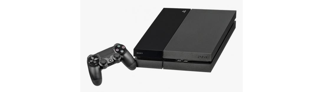 Reparar PlayStation 4 en Madrid
