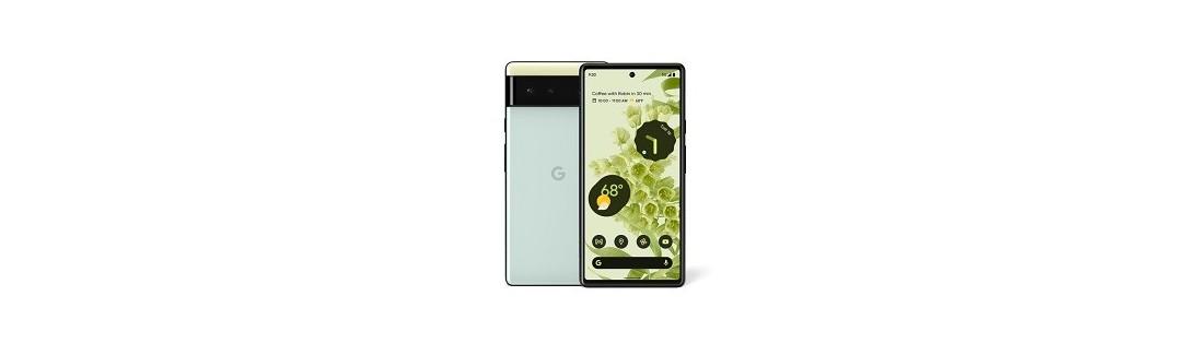 Reparar Google Pixel 6 en Madrid