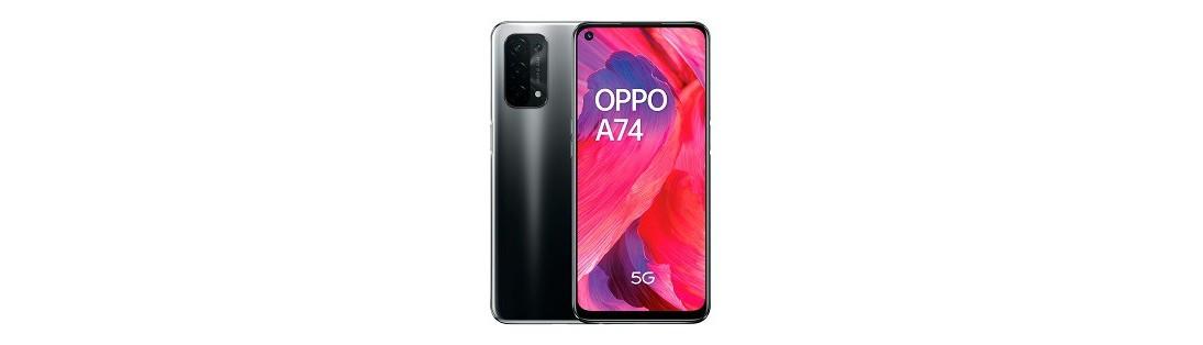 Reparar Oppo A74 5G en Madrid