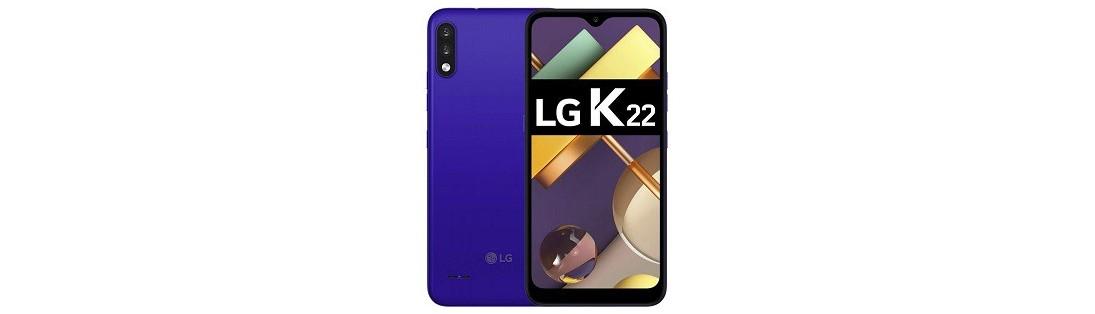 Reparar LG K22 en Madrid